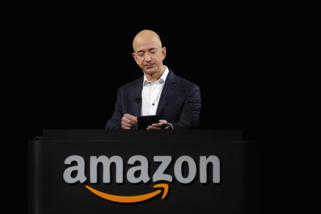 amazon bezos reuters